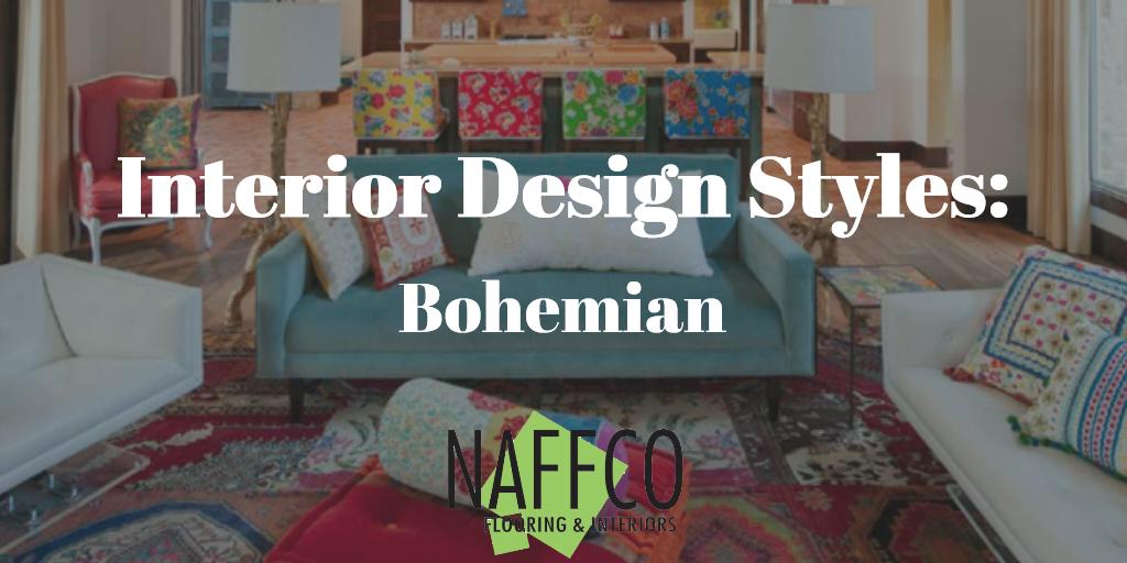 Naffco Flooring and Interiors - Interior Design Styles - Bohemian
